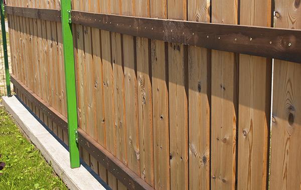 Productos de madera para jard n bolaleku for Cierres de jardin